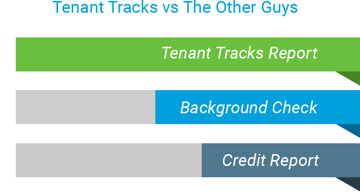 Tenant Tracks vs The Other Guys - Tablet